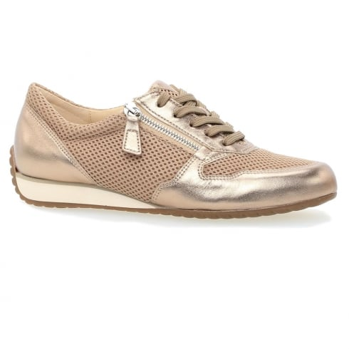 Gabor Maybelle Ladies Casual Rose Trainers