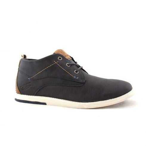 Lloyde & Pryce - Tommy Bowe Lloyd & Pryce Mens Downing Storm Lace Up Suede Boots