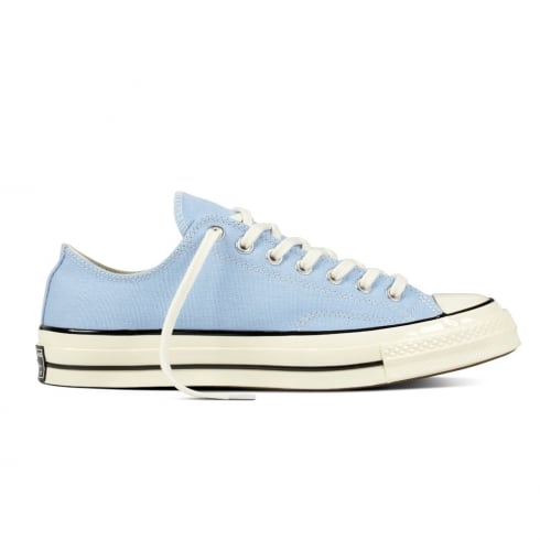 Converse Mens Chuck Taylor All Star '70 Blue Low Top Trainers