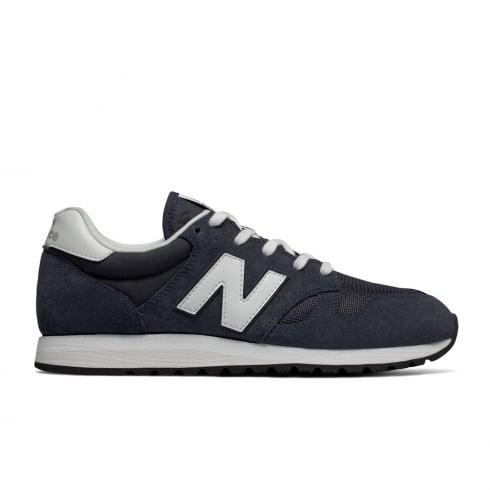 New Balance Mens New Balance 520 70s Running Navy Sneakers
