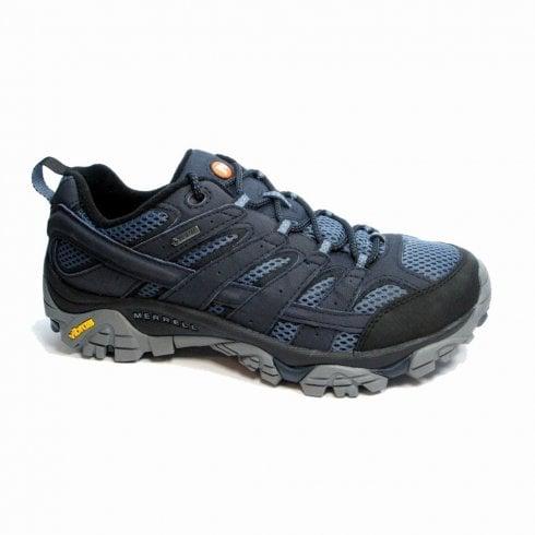 Merrell Moab 2 Gtx GORE-TEX Mens Navy Walking Shoes