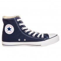Adult Navy Chuck Taylor All Star Hi Top Trainer Boot