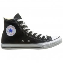 Unisex Chuck Taylor All Star Hi Top Sneaker Black