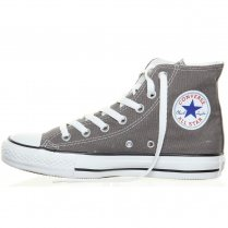 Unisex Chuck Taylor All Star Hi Charcoal