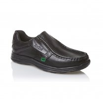 Reasan Slip On School Shoe - Junior, Youth, Mens