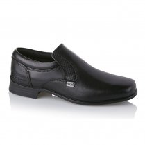 Ferock Slip On School Shoe - Boys