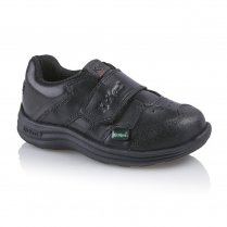 Kickers Seasan School Shoe - Infant Boys Velcro Strap