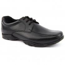 Hush Puppies Vincente Boys School Shoe