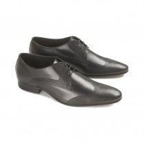 Ikon Mens Jackson Pointed Shoes - 4242 - Black