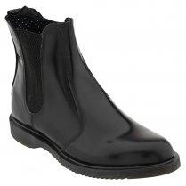 Dr Matens Flora Ankle Boots - Black- 14649001