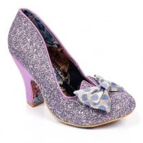 Irregular Choice Nick of Time - Lilac