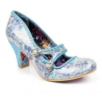 Irregular Choice Candy Whistle Blue