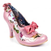 Irregular Choice Meadow Mist Pink