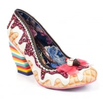 Irregular Choice Sweet Treats - White Multi