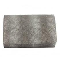 Menbur Cabriel Silver Occasion Handbag - 084179