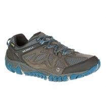 Merrell All Out Blaze Ventilator GTX Mens Grey Walking Shoes