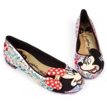 Irregular Choice Disney Why Hello ! Silver Multi