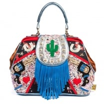 Irregular Choice Ride On Handbag With Handle