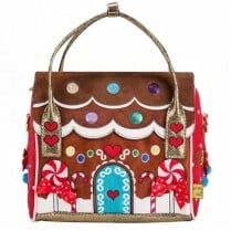 Irregular Choice House Party Shoulder Handbag With Handle
