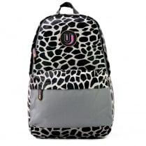Urban Junk Grey/Black Schoolbag Backpack