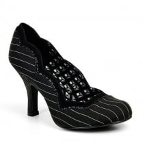 Ruby Shoo Madison Court Heels - Black
