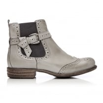 Moda In Pelle Calisi Chelsea Brogue Boot