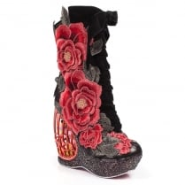 Irregular Choice Maya Mid Cuff Long Magical Boots