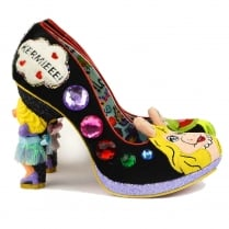 Irregular Choice Muppets - Super Couple