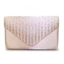 Lunar Cosmic ZLR469 Pink Envelope Handbag