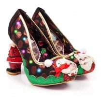 Irregular Choice - Mr & Mrs Claus