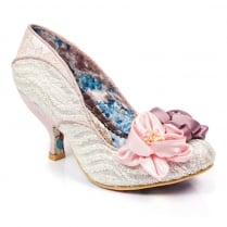 Irregular Choice Little Peaches - Pink
