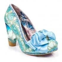Irregular Choice Cola Cubes - Blue