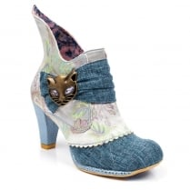 Irregular Choice Miaow - Blue