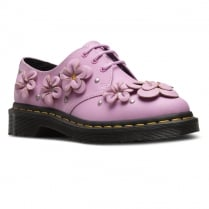 Dr Martens Womens 1461 Floral Mallow Pink Shoes