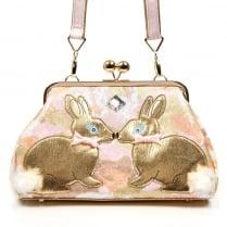 Irregular Choice Magic Bunny Handbag