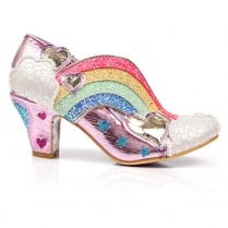 Irregular Choice Summer Of Love - Pink