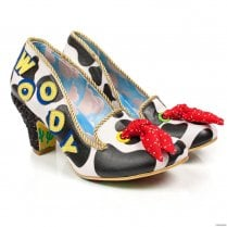 Irregular Choice Reach For The Sky Mid Heel Court Shoes