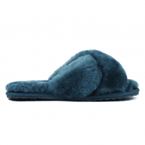 EMU Mayberry - Teal Green Slider Slippers