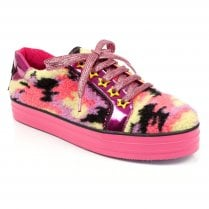 Irregular Choice Hide Me Trainer
