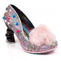Irregular Choice Perfect Pebbles - Pink