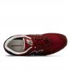 New Balance Mens Running 373 Burgundy/Navy Sneakers