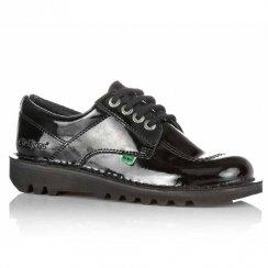 Kick Lo School Shoe - Girls Patent