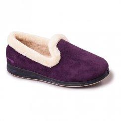 Padders Womens Repose Slippers - Purple