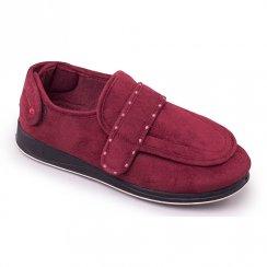 Padders Enfold Slippers - 427 - Burgundy