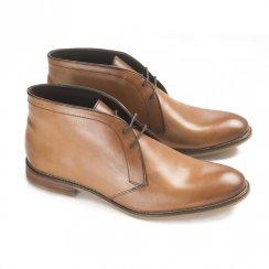 Ikon Mens Newton Mid Boots - 2136 - Tan