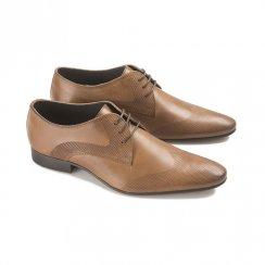 Ikon Mens Jackson Pointed Shoes - 4242 - Tan