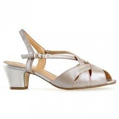 Van Dal Nougat White Shoes