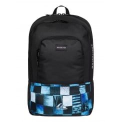 Quiksilver Black-Blue Burst-BLN Backpack