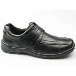 Hush Puppies Mens Shoes - Grounds -Black -HMR1214-001