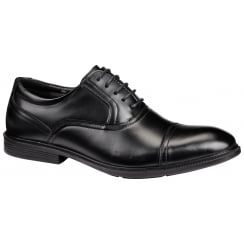 Hush Puppies - Donny Mainstreet/Smooth Leatherd Shoes